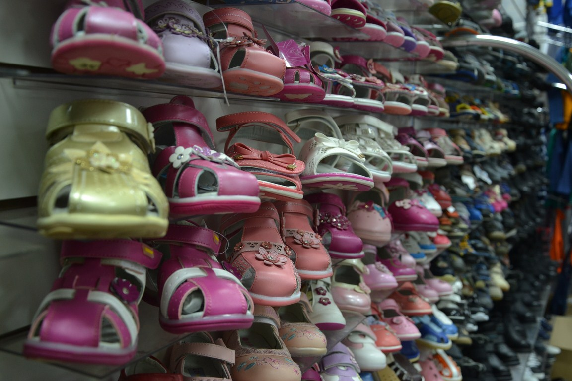 Детский магазин одежды Радуга ТЦ КУБ
