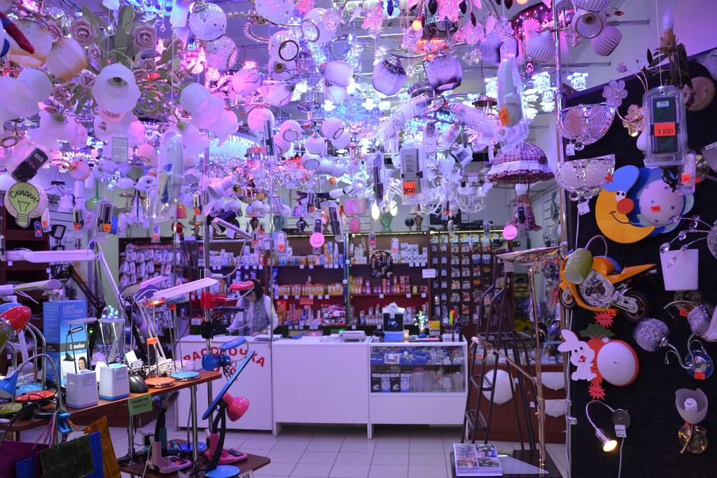 Косметологическая лампа лупа купить в Киеве - Лампа лупа